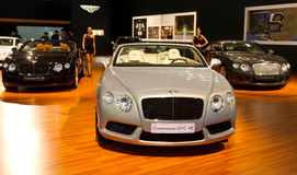 Istanbul Auto Show 2012 Stock Image