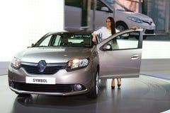 Istanbul Auto Show 2012 Arkivbild