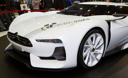 Istanbul Auto Show 2012 Stock Images