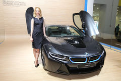 Istanbul Autoshow 2015 Royalty Free Stock Photography