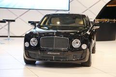 Istanbul Autoshow 2015 Royalty Free Stock Image