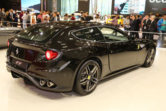 Istanbul Autoshow 2015 Stock Photo