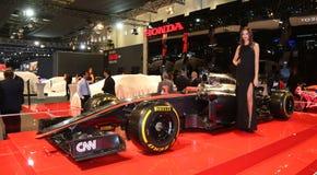 Istanbul Autoshow 2015 Stock Photography