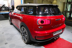 Istanbul Autoshow 2015 Stock Images