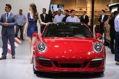 Istanbul Autoshow 2015 Royalty Free Stock Photos