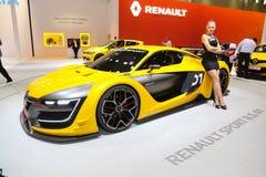 Istanbul Autoshow 2015 Stock Image