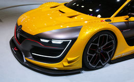 Istanbul Autoshow 2015 Royalty Free Stock Photo