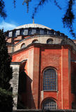 Istanbul Aya Sofia. Detail shot from Aya Sofia Mosque in istanbul, Turkey stock image