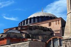 Istanbul Aya Sofia. Detail shot from Aya Sofia Mosque in istanbul, Turkey stock photo