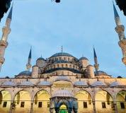 istanbul błękitny meczet zdjęcia royalty free
