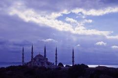 istanbul błękitny meczet fotografia royalty free