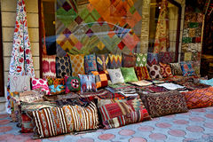 ISTANBUL BASAR Royaltyfria Bilder