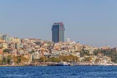 Istanbul Beyoglu district Stock Image
