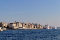 Istanbul Beyoglu Stock Image