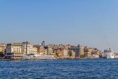 Istanbul Beyoglu Stock Photography