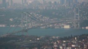 Istanbul birdge/sea/time lapse/people/crowd/december 2015. Istanbul  /december 2015 / istanbul HD 1080 stock footage