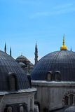 Istanbul - The Blue Mosque royalty free stock photo