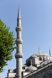 Istanbul blue mosque Royalty Free Stock Photos