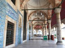 Istanbul Mosque Stock Images