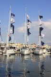 Istanbul Boat Show Royalty Free Stock Image