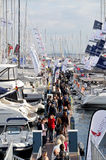 Istanbul Boat Show Royalty Free Stock Images