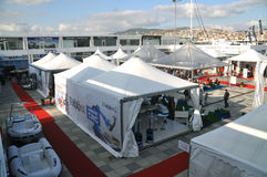 Istanbul Boat Show Royalty Free Stock Photo