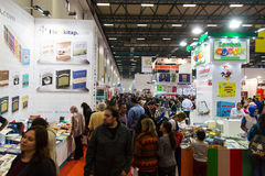 Istanbul Book Fair Stock Images