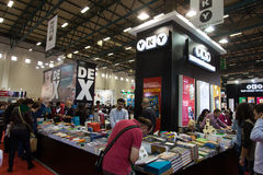 Istanbul Book Fair Royalty Free Stock Photo