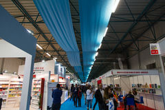 Istanbul Book Fair Royalty Free Stock Photography