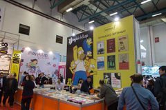 Istanbul Book Fair Royalty Free Stock Photos