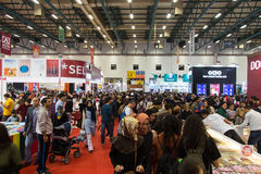 Istanbul Book Fair Royalty Free Stock Image