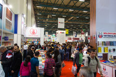 Istanbul Book Fair Royalty Free Stock Images