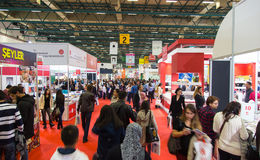 Istanbul Book Fair Stock Photography