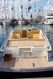 Istanbul-Boots-Erscheinen lizenzfreie stockbilder