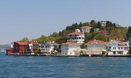 Istanbul Bosphorus Stock Photography