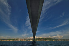 Istanbul Bosphorus Bridge Stock Photos