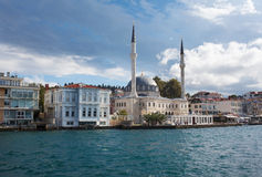 Istanbul and Bosphorus lanscape Royalty Free Stock Photos