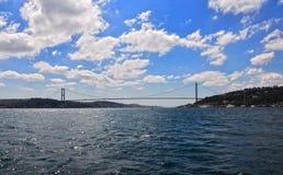 Istanbul Bosphorus Royalty Free Stock Image