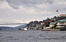 Istanbul Bosphorus Stock Photography