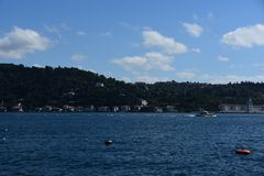 Istanbul Bosphorus Turkey stock photo