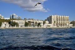Istanbul Bosphorus, Turkiet Royaltyfri Foto