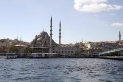 Istanbul Bosphorus, Turkiet Royaltyfria Foton