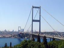 Istanbul Bridge Stock Images