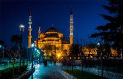 Istanbul the capital of Turkey Royalty Free Stock Photo