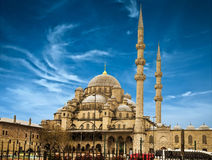 Istanbul the capital of Turkey Royalty Free Stock Image