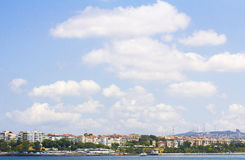 Istanbul the capital of Turkey, eastern tourist city. Royalty Free Stock Image
