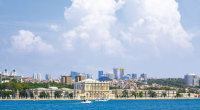 Istanbul the capital of Turkey, eastern tourist city. Stock Photos