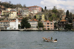 Istanbul city Royalty Free Stock Images