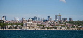Istanbul City Stock Photography