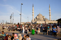 Istanbul City Life Stock Images
